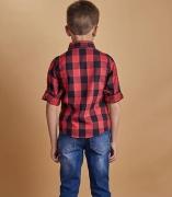 Camisa Mc Xadrez Red