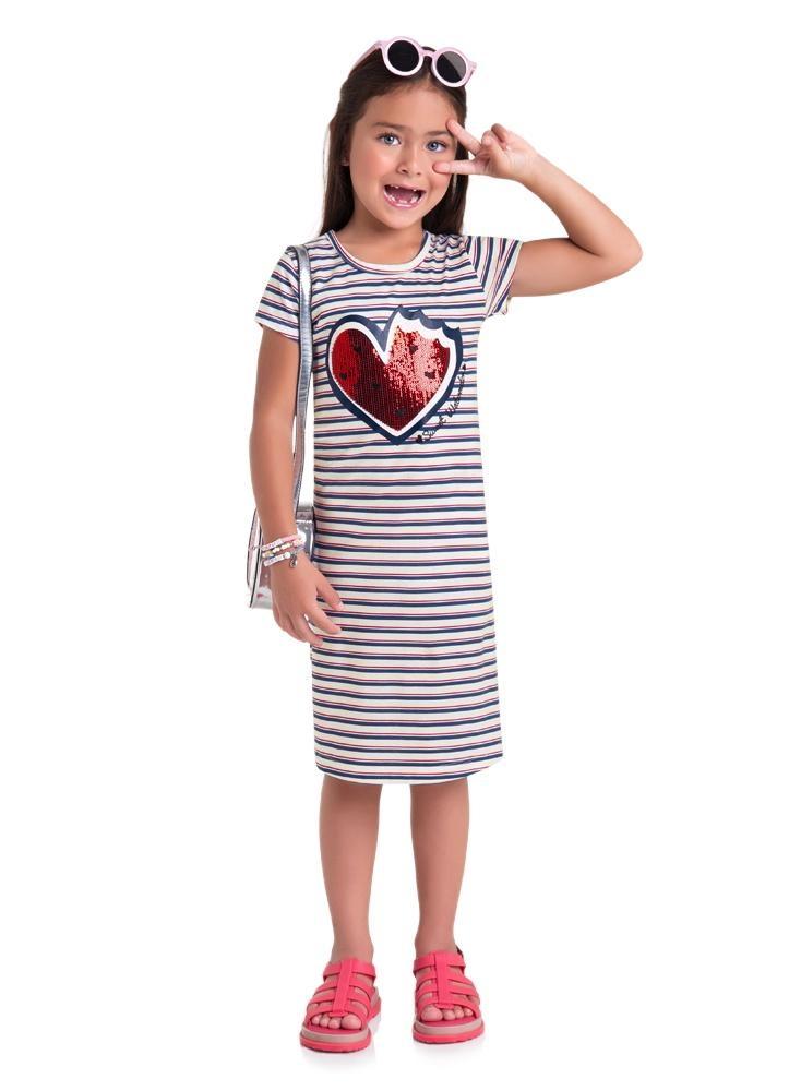 Vestido Longo Stripes
